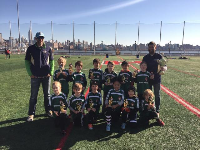 Bishop Photo - U7 champs