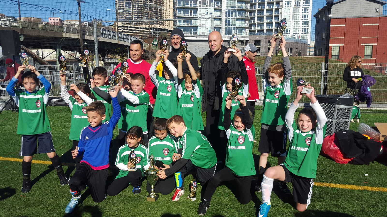 Reallty Express U8 Champs
